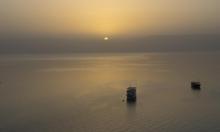 مياه بحيرة طبرية تسجل أعلى نسبة ملوحة من 50 عاما