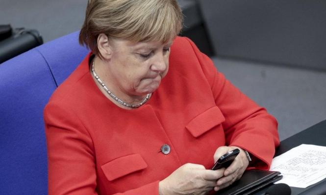 قراصنة ينشرون بيانات خاصة لساسة ألمانيين منهم ميركل