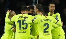 برشلونة يتلقى دفعة قوية قبل مواجهة خيتافي