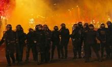 """الشرطة الفرنسية تقمع مظاهرات """"السترات الصفراء"""" مجددا"""