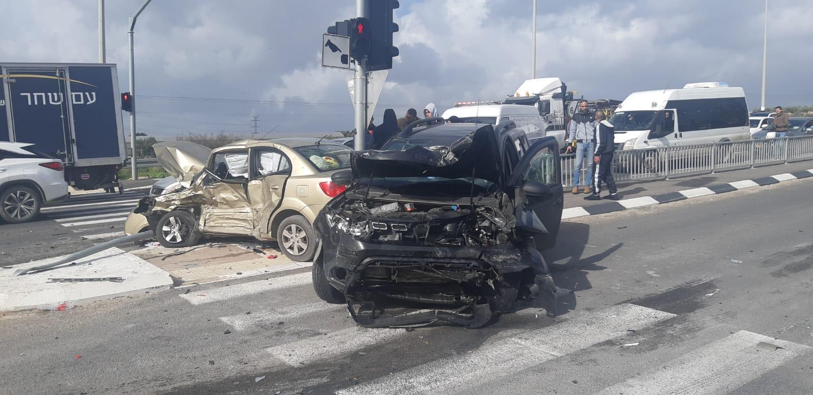 طمرة: مصرع شابة في حادث طرق
