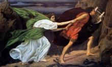 """""""عن الحبّ والموت"""": البحث عن إجابة ما بين يوريديس ويسوع"""