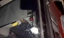 """إصابة سائق حافلة بعملية إطلاق نار قرب مستوطنة """"بيت إيل"""""""