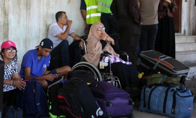 السلطة تسحب موظفيها العاملين في جميع معابر غزة