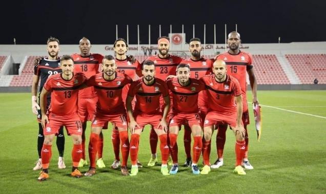 كأس أمم آسيا: فلسطين وسوريا تفترقان بنقطة لكل منهما