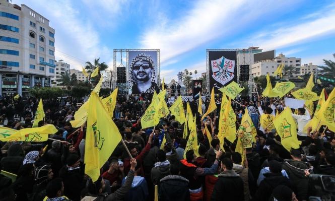 """""""فتح"""" تلغي احتفالات ذكرى انطلاقتها في غزة """"حقنًا للدماء"""""""