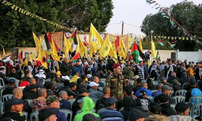 فتح تحيي ذكرى انطلاقتها بغزة وتلوح بمزيد من الإجراءات