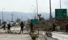 اعتقال فلسطينية بعد إصابتها برصاص الاحتلال قرب حوارة