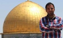 الاحتلال يمدد اعتقال الصحفي فراس الدبس