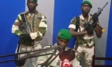 """الغابون: الجيش يسيطر على مبنى الإذاعة ويدعو لتشكيل """"مجلس إصلاح"""""""
