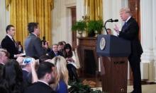 """ترامب يجدّد اتّهاماته لـ""""الإعلام الكاذب"""" ويعتبره """"الحزب المعارض الحقيقي"""""""