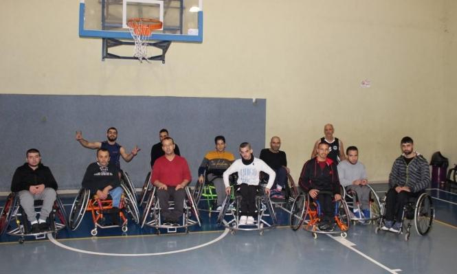 فريق كرة سلة لذوي الاحتياجات الخاصة: إرادة تكسر المستحيل