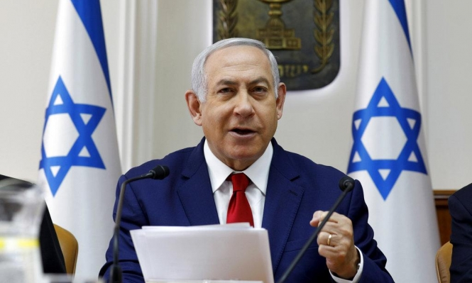 نتنياهو يستنفر وسائل الإعلام ليتباكى على براءته