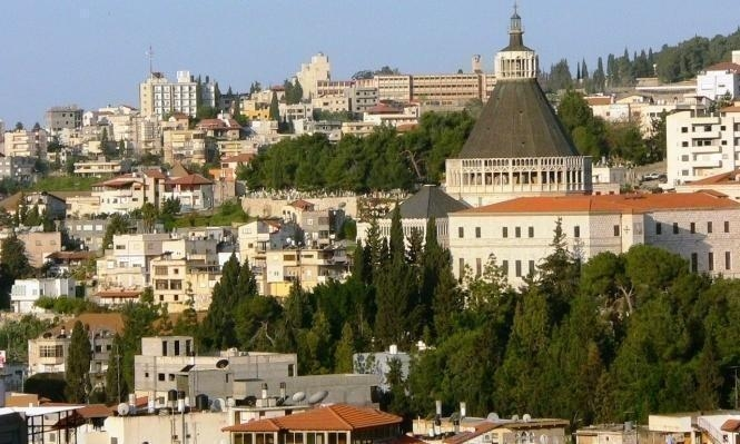 الناصرة: إصابة شابين في حادث عمل