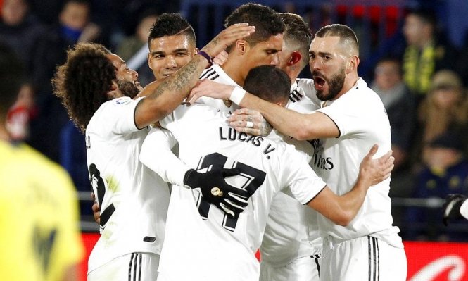 ريال مدريد يسعى لضم مهاجم من الكالتشيو