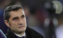 مدرب برشلونة يحذر لاعبيه قبل مواجهة ليفانتي