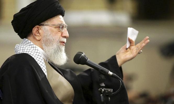خامنئي: العقوبات الأميركية تضغط على إيران وشعبها