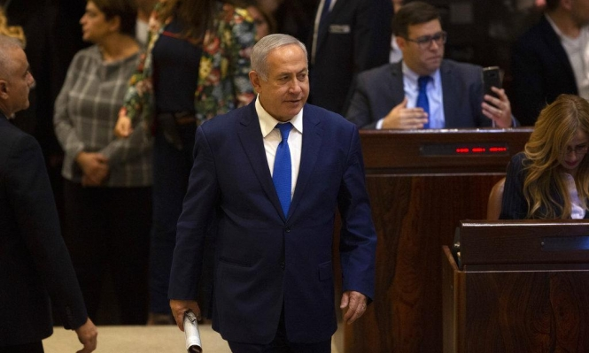 لبيد: لن أجلس بحكومة مع نتنياهو وعليه الذهاب للبيت