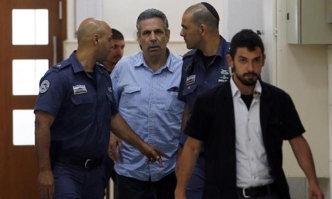 السجن 11 عاما على وزير إسرائيلي سابق بتهمة التجسس لإيران