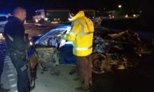 إصابتان متوسطة وخطيرة لشابيّن بحادث طرق قرب رهط