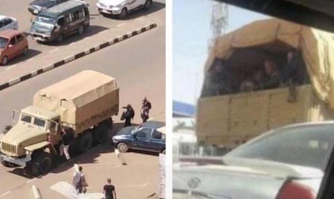 تقرير: مرتزقة روس يشاركون بقمع الاحتجاجات في السودان