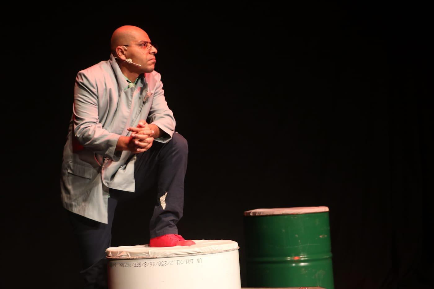 مسرح المهباش: كوميديا في النقب