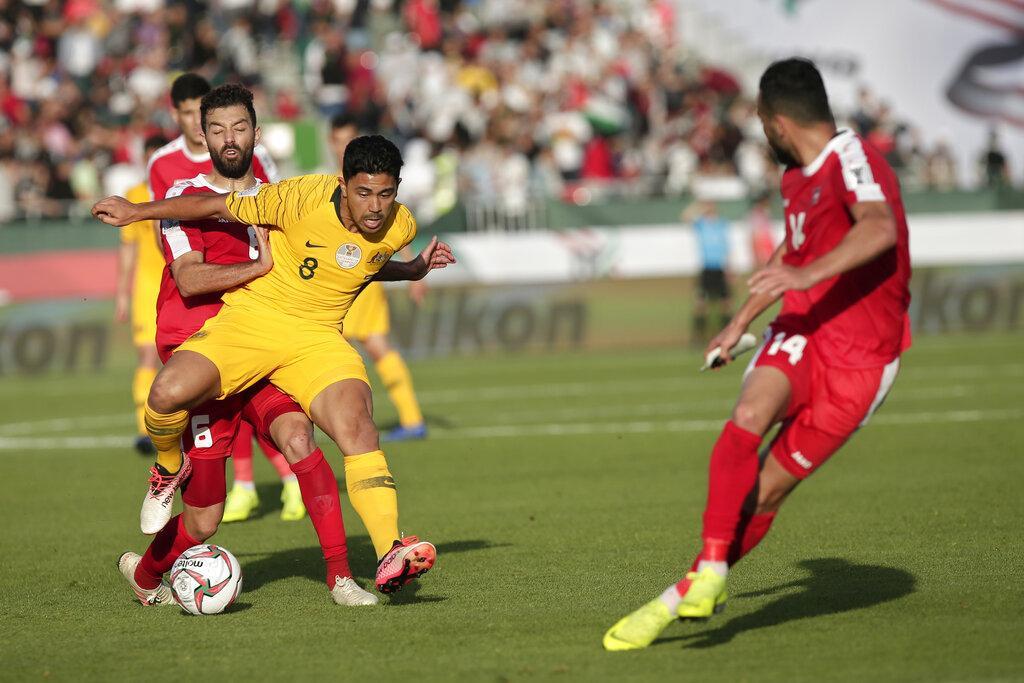 كأس أمم آسيا: فلسطين تخسر وتقلل فرصها بالتأهل