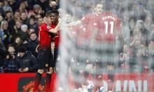 مانشستر يونايتد يتلقى دفعة قوية قبل مواجهة توتنهام
