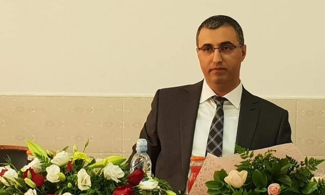 انتخاب عواودة نائبا لرئيس اللجنة القطرية