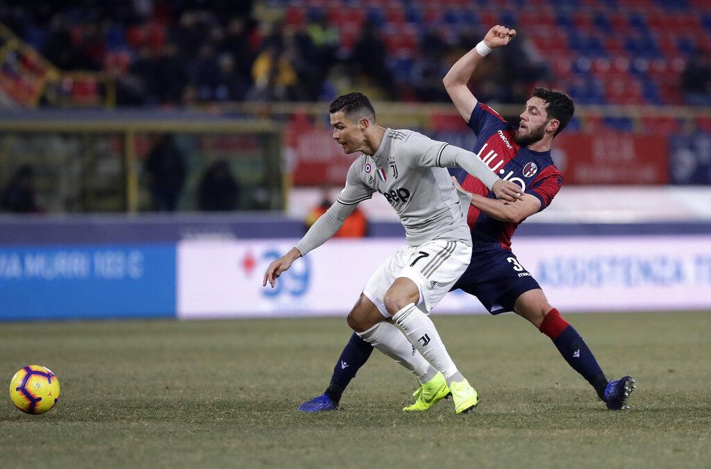 يوفنتوس يبلغ ربع نهائي كأس إيطاليا