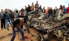 القسام تكشف عن تفاصيل عملية التسلل الإسرائيلي في غزة