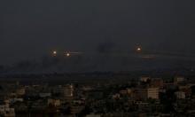 """الاحتلال يهاجم """"بنية تحتية تحت الأرض"""" بشمال قطاع غزة"""