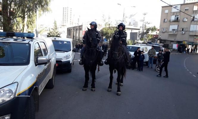 """حيفا: الإفراج عن معتقلي مظاهرة """"متحف حيفا"""" بشروط مقيّدة"""