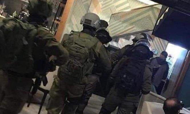 مصابان جراء مواجهات أثناء اقتحام الاحتلال لأحياء في رام الله