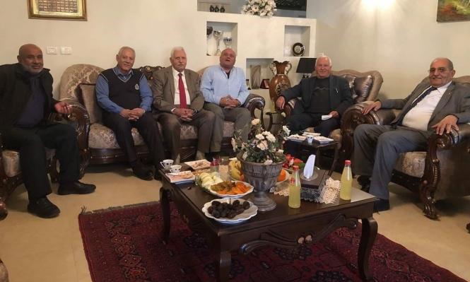 لجنة الوفاق الوطني تناشد بالحفاظ على القائمة المشتركة