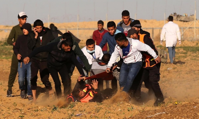 """""""مسيرات العودة"""": أدلة على تعمد الاحتلال قتل المتظاهرين بغزة"""