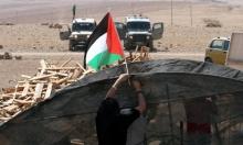 بحجة التدريبات: الاحتلال يشق طريقا في الأغوار الشمالية