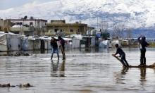 """""""حالة طوارئ بلدية"""" في لبنان لتخفيف معاناة النازحين السوريين"""