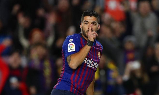 برشلونة يستقر على خليفة سواريز