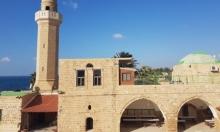 اعتداء وتخريب في مسجد سيدنا علي