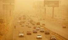 العاصفة الجوية تزهق 5 أرواح في مصر