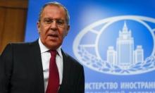 لافروف: موسكو على استعداد للعمل مع واشنطن بشأن معاهدة الصواريخ