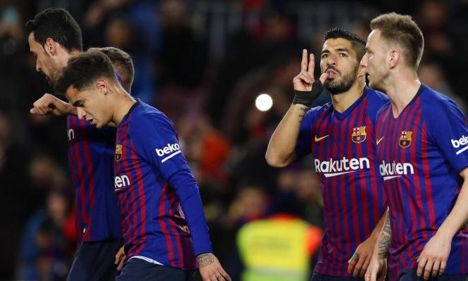 برشلونة يستقر على هدفه الهجومي