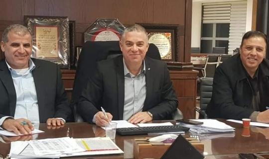 انتخاب أبو ريا نائبا لرئيس اللجنة القطرية