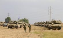 التقييم الإستراتيجي لـINSS: مواصلة الغارات بسورية واحتمالات التصعيد بغزة