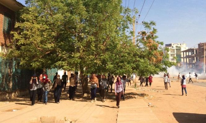 """""""مواكب الحرية"""" تستعد للخروج: مظاهرات في 12 مدينة سودانية"""