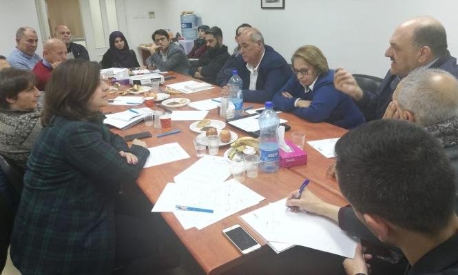 أبو رحمون: التنمية التحررية لمناطق ج أولوية وطنية فلسطينية