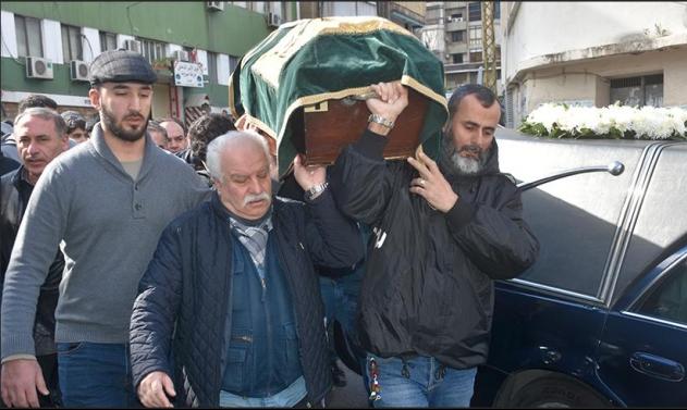 لبنان: تشييعُ آخر أفراد العائلة العثمانية