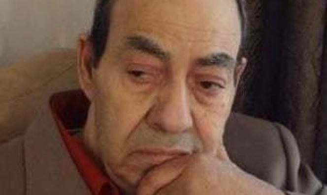 الموت يغيّب الكاتب الفلسطيني محمود الخطيب