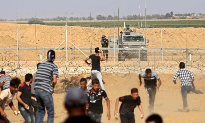 """الاحتلال يعتقل فلسطينيا """"تسلل"""" من قطاع غزة"""